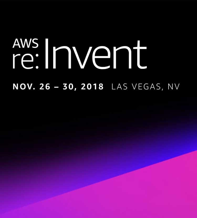 Qualys at AWS re:Invent 2018