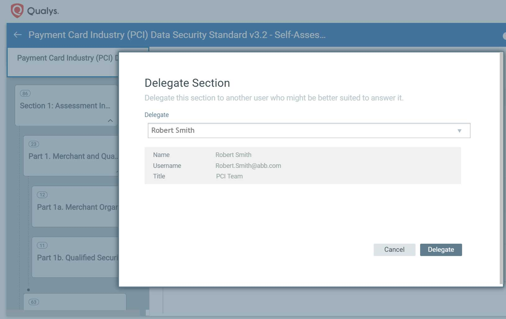 Security Assessment Questionnaire | Qualys, Inc