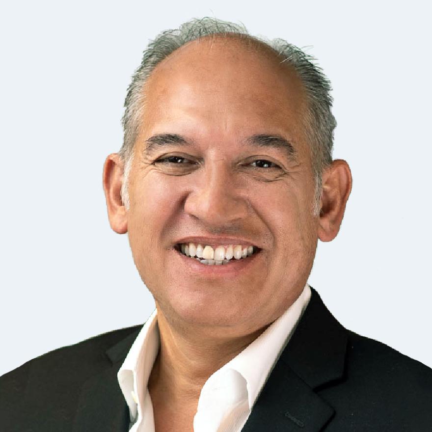 Headshot of Allan Peters