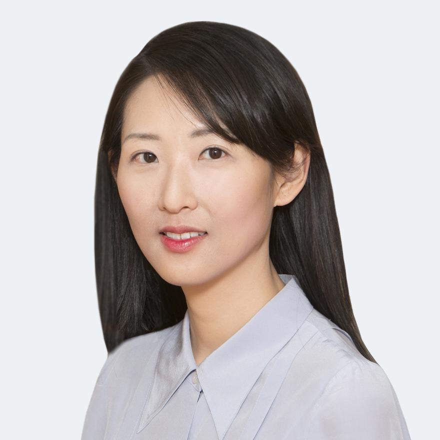 Headshot of Joo Mi Kim