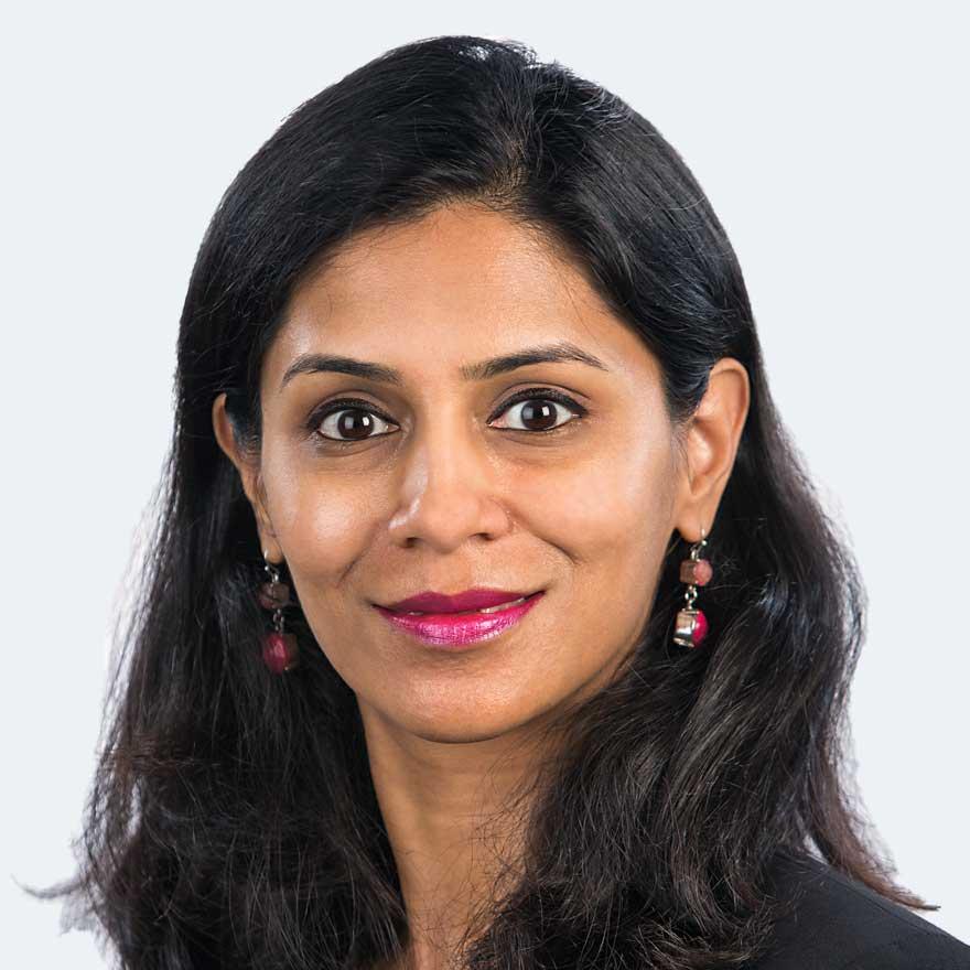 Headshot of Syamla Bandla