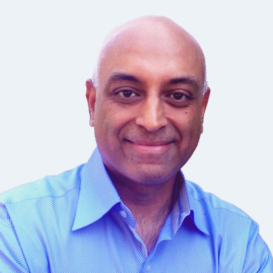 Headshot of Suresh Balasubramanian