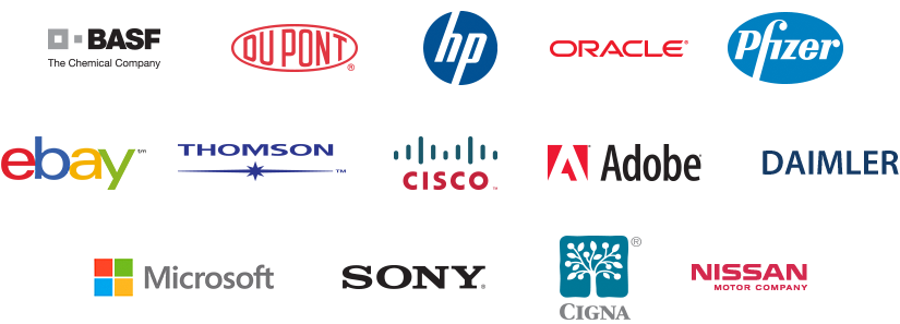Company Logos of Qualys Customers