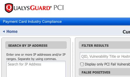 Compliance Automation Screenshot