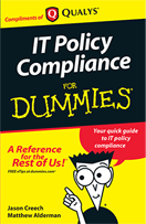IT Policy Compliance for Dummies eBook