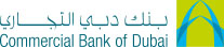 Logo of Commercial Bank of Dubai