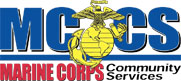 Logo of Marine Corps Community Services