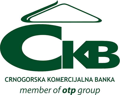 Crnogorska Komercijalna Banka (CKB) logo