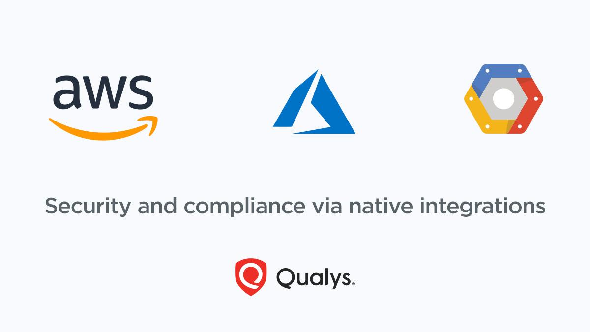 Public Cloud Integrations | Qualys, Inc
