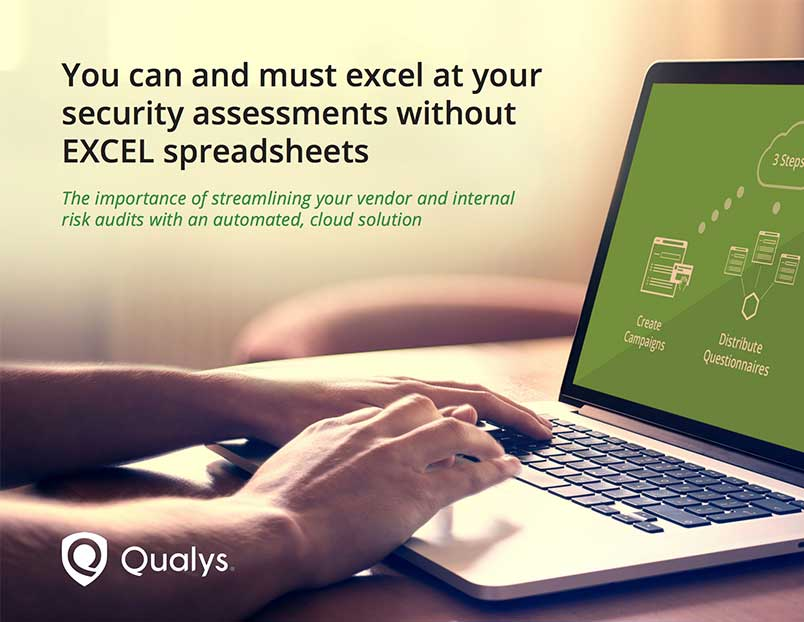 Excel at Your Security Assessments without EXCEL