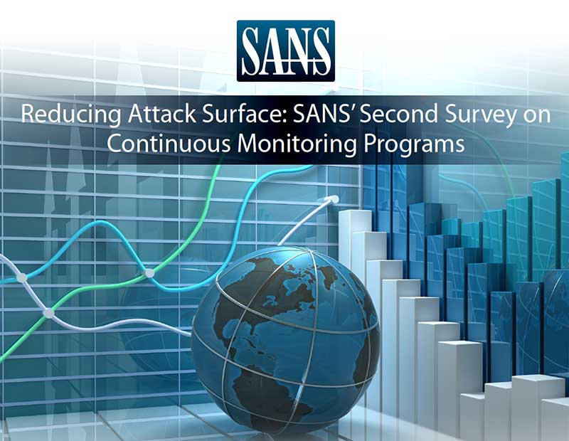 Reducing Attack Surface: SANS Second 2016 Survey on